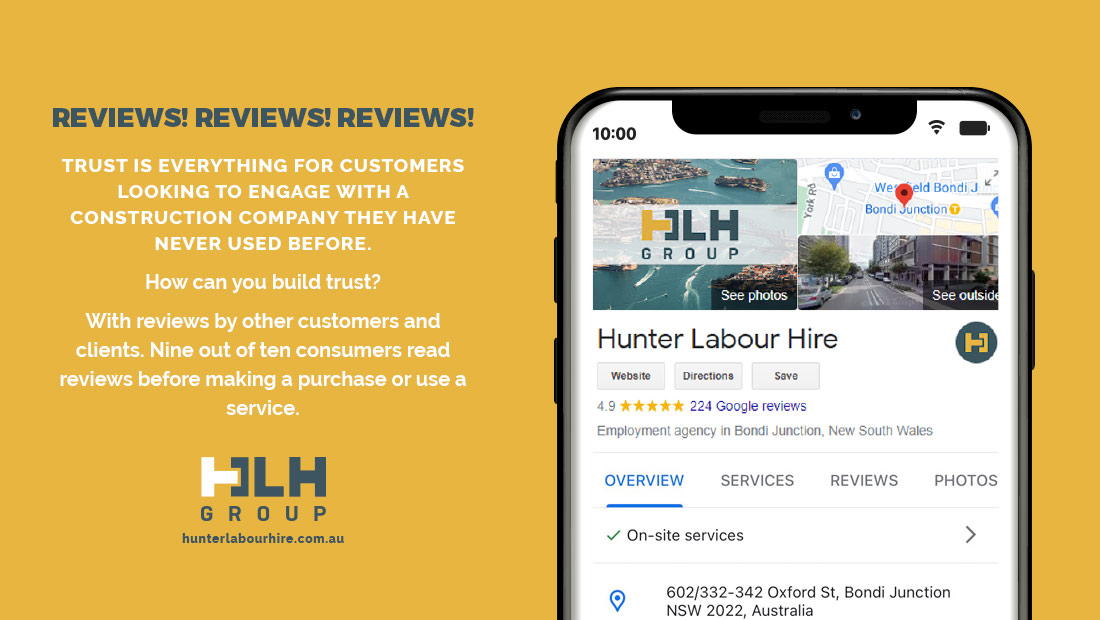 HLH Group Reviews - Engage Customers - Sydney