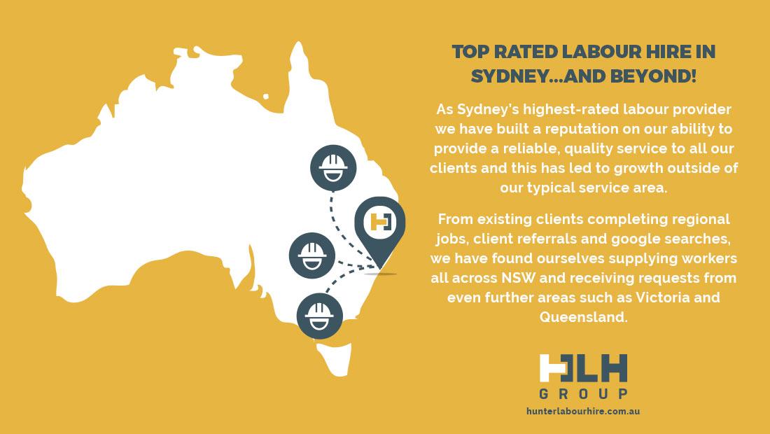Labour Hire Sydney, Victoria, Queensland - HLH Group