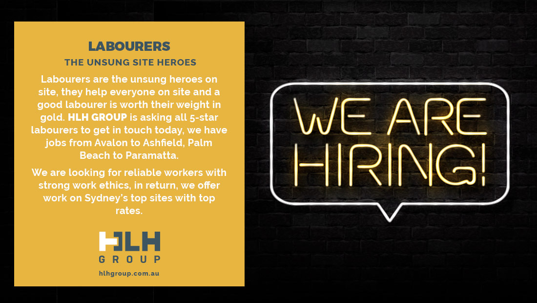 Hiring Labour Hire - HLH Group